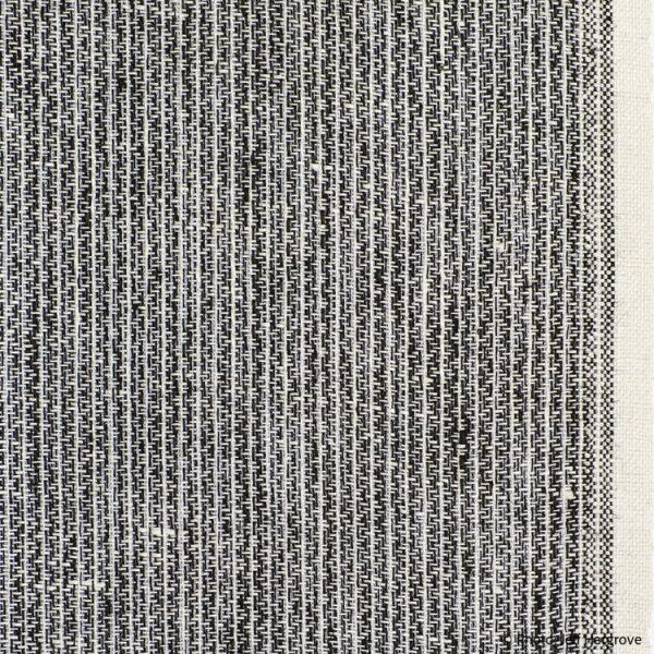 Textile No. Sashiko Svart