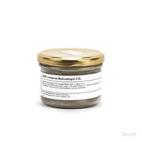 Linoljevax Mullvadsgrå 2 dl, Allbäck Linoljeprodukter.