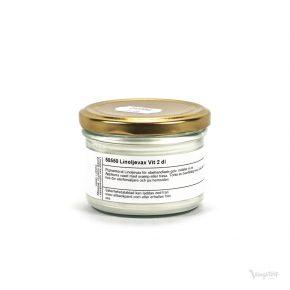 Linoljevax Vit 2 dl, Allbäck Linoljeprodukter.