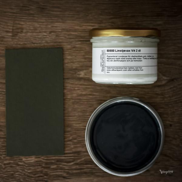 Linoljevax från Allbäck Linoljeprodukter