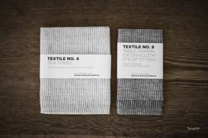 Textile No. brukstextil i linne