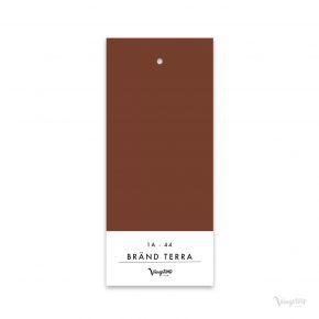 Bränd Terra di Sienna, Linoljefärg, Wibo Färg