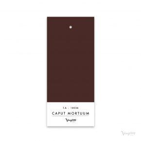 Carput Mortuum, Linoljefärg, Wibo Färg